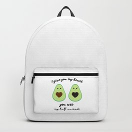 Couple of avocados Backpack