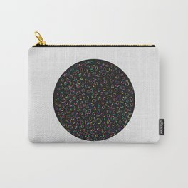 Universe inside a Circle Carry-All Pouch