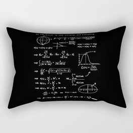 The answer to life, univers, and everything. Rectangular Pillow