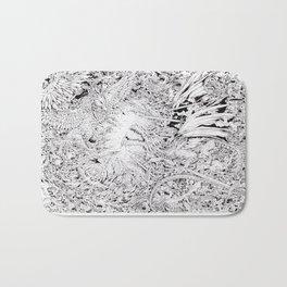 Fire & Ice Bath Mat