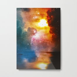 The Totality Of Existence Metal Print