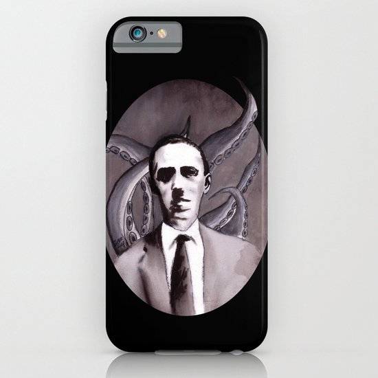 Shuddering At The Nameless Things iPhone & iPod Case
