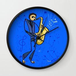 Saxman Wall Clock
