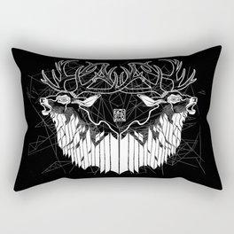 Undo Your Mind Rectangular Pillow
