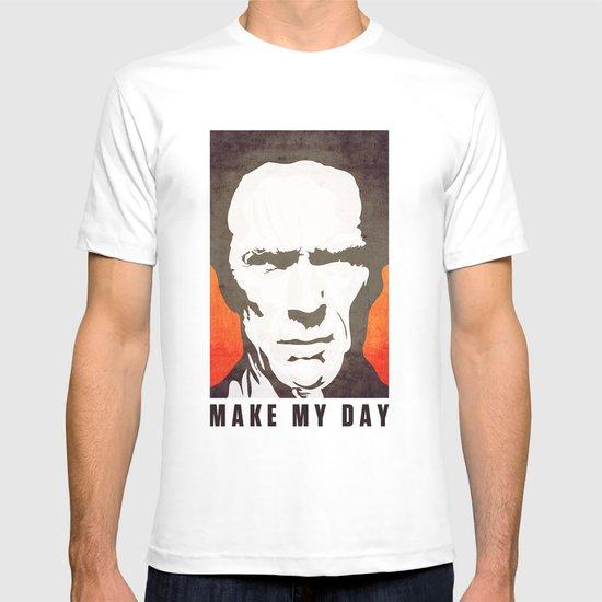 Go ahead make my day. T-shirt