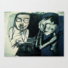 re:4 Canvas Print