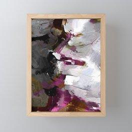 Voralpen Framed Mini Art Print