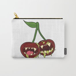 Monster Cherry Carry-All Pouch