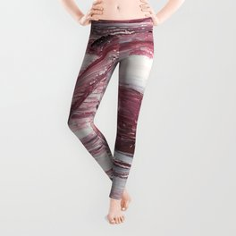 Pale pink Leggings