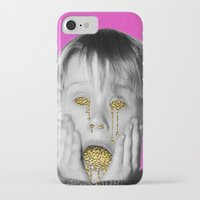 iPhone Cases featuring Kevin by Douglas Hale