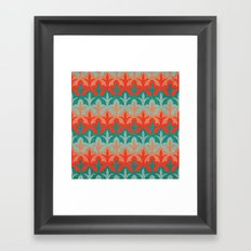 Citrous Flora Framed Art Print