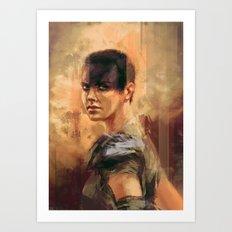Furiosa Art Print