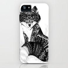 Wildlife Fox iPhone (5, 5s) Slim Case
