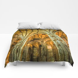 St Stephens Cathedral Vienna Art Comforters
