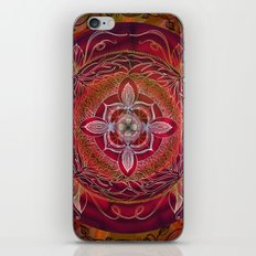 Root Chakra iPhone & iPod Skin
