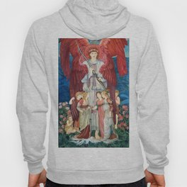 """Edward Burne-Jones """"Love"""" Hoody"""