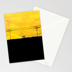 To the prison Stationery Cards