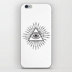 the seeing eye iPhone & iPod Skin