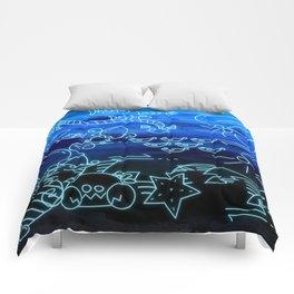Fabrication of Atlantia Comforters