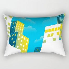 Draw The Future Rectangular Pillow