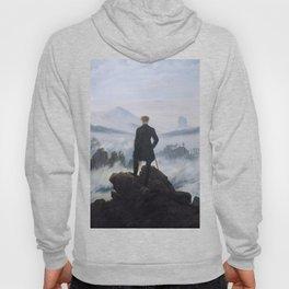 Caspar David Friedrich - Wanderer above the sea of fog Hoody