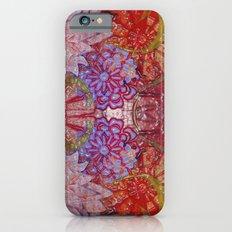 Wet print Slim Case iPhone 6s
