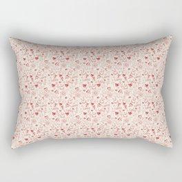 Texure Love Rectangular Pillow