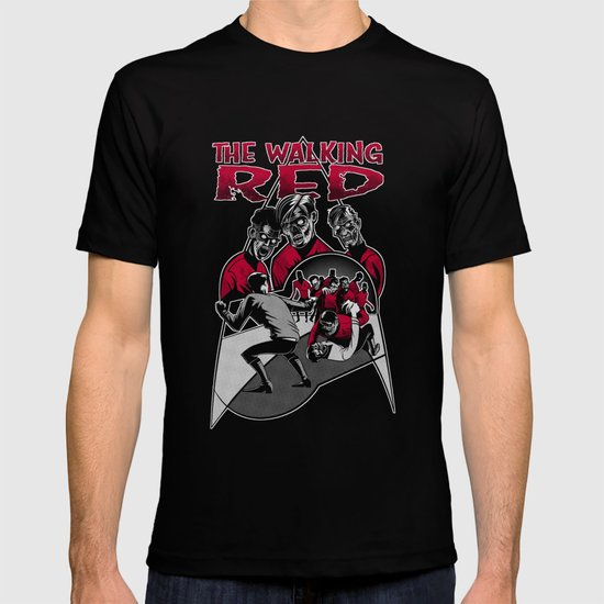 The Walking Red T-shirt