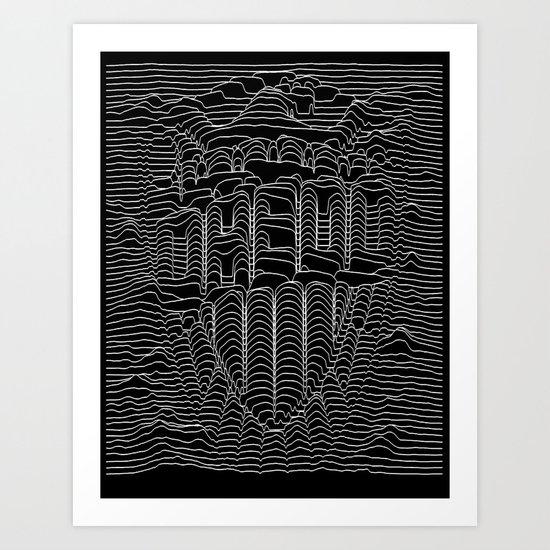Judge Division Art Print