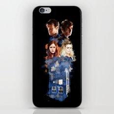 The Doctor iPhone & iPod Skin