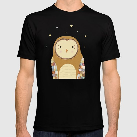 Autumn the Owl T-shirt