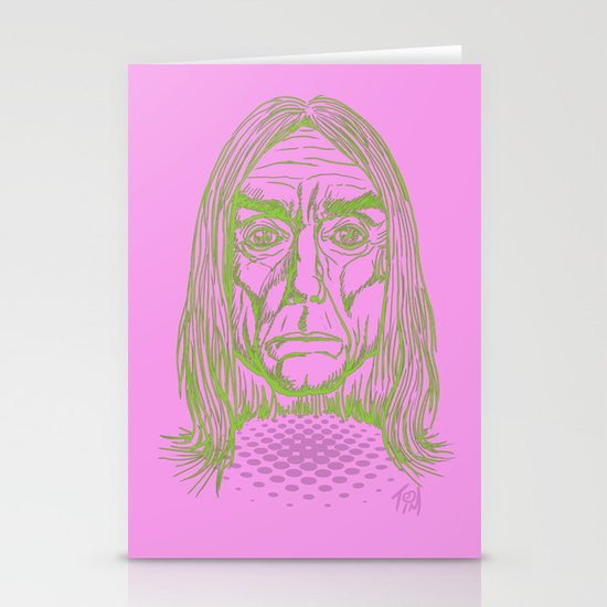 """Ready to Die"" by Tim Lukowiak Stationery Cards"