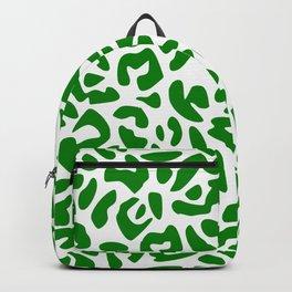 Leo Green Backpack