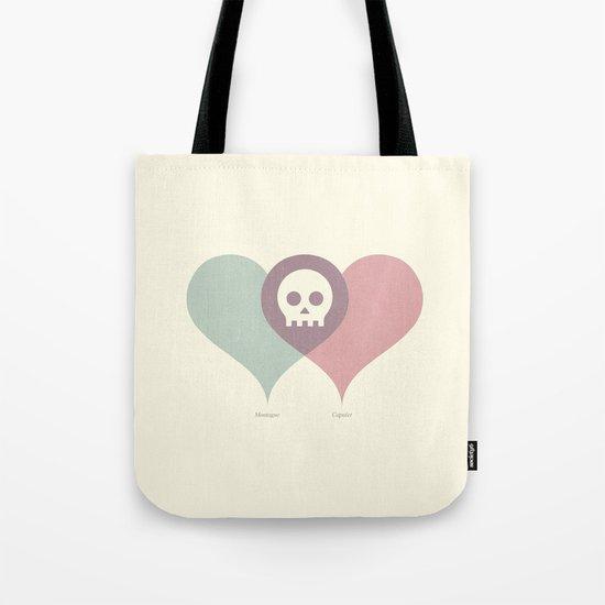 Montague and Capulet Tote Bag