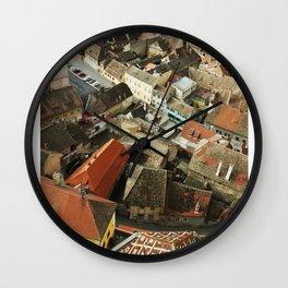 Sibiu Wall Clock