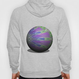 Colors and lights Hoody