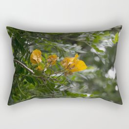 Call it yellow Rectangular Pillow