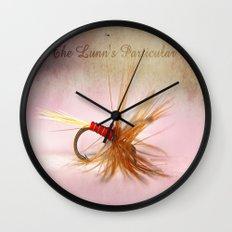 The Lunn's Particular  Wall Clock