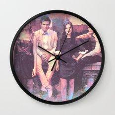 Gossip Girl American TV series Wall Clock