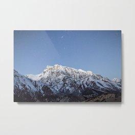 Annapurna 7 Metal Print