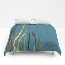 Reed on the Lake Comforters