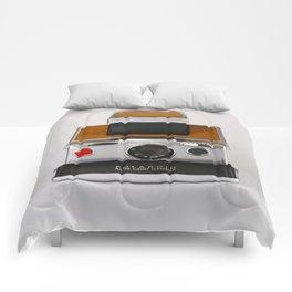 Polaroid SX-70 Land Camera Comforters