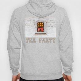 Tea Party Invitation Hoody