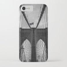 Brooklyn Bridge iPhone 7 Slim Case