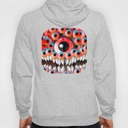 Eyeball Monster Hoody
