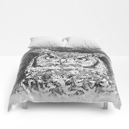 owl Comforters