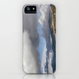 Balla Wray on Lake Windermere. Cumbria, UK. iPhone Case
