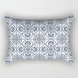 Pattern Portugal Rectangular Pillow