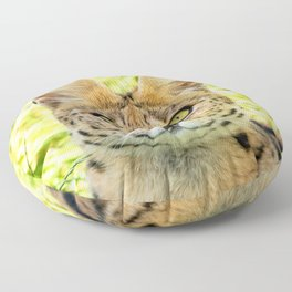 SERVAL BEAUTY Floor Pillow