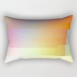 NEU GLITCH Rectangular Pillow